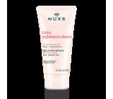 nuxe gel exfoliante suave con pétalos de rosa 75ml