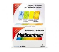 multicentrum luteina 60 comprimidos