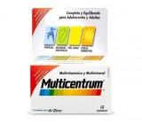 multicentrum luteina 30 comprimidos