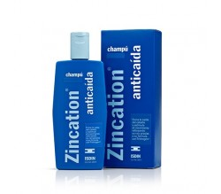 ZINCATION CHAMPU ANTICAIDA 200 ML.