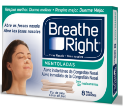 breathe right tira nasal vick t/m-gr 8 u