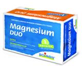 Magnesium Duo Boiron 80 comprimidos de 500mg,