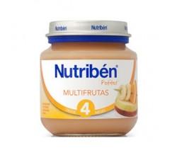 nutriben bebe multifrutas 130 gr.