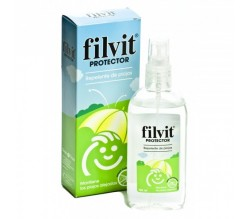filvit protector repelente piojos 125ml.