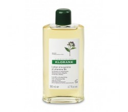 klorane locion quinina vit b6 200 ml