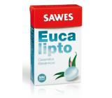 caramelos sawes eucalyptus s/a. cajita