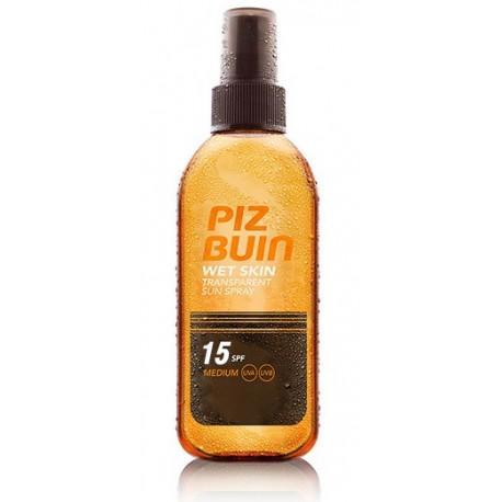 Piz Buin Wet Skin FPS15 Spray 150ml