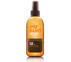 Piz Buin Wet Skin FPS15 Spray 150ml