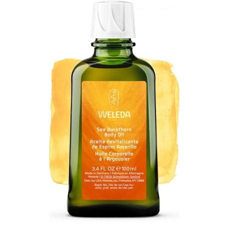 weleda aceite revitalizante de espino amarillo 100ml