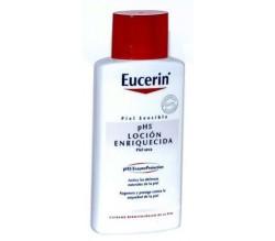 eucerin ph5 locion enriquecida 400 ml.
