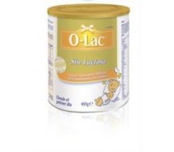 o-lac polvo s/lactosa 400 gr.