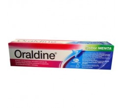 oraldine pasta dental menta 75 ml.