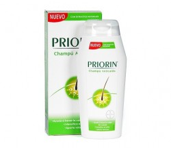 priorin champu anticaida 200 ml.