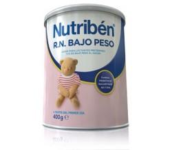 NUTRIBEN R.N. BAJO PESO 400 GR.