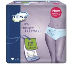 TENA LADY PROT.UNDERWEAR PLUS T/M 12U