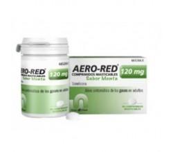 AERO RED 120 MG 40 COMPR MASTIC SABOR MENTA