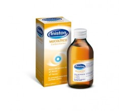 INISTON MUCOLITICO 200 ML