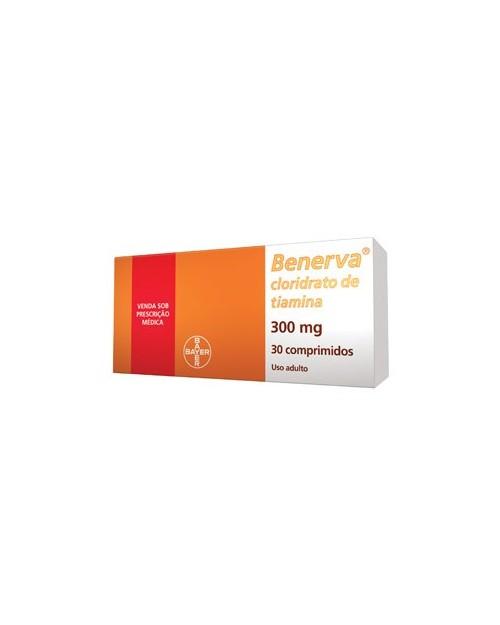 benerva (300 mg 20 comprimidos )