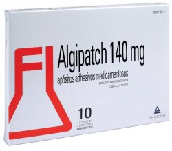 ALGIPATCH 140 MG 10 APOSITOS