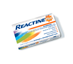 REACTINE PLUS           5/120 MG 14 COMPR LIB PR