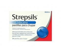 STREPSILS CON ANESTESICO COMP