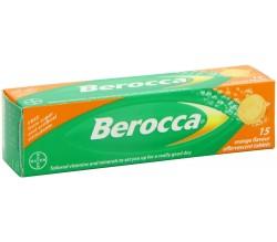 berocca boost 15 comprimidos efervescent