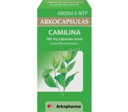 arkocapsulas camilina  50 capsulas