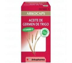 arkofluido aceite germen trigo 50 caps.