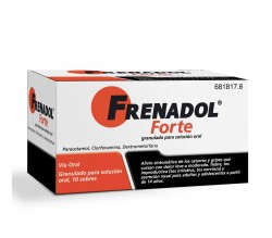 FRENADOL HOT LEMON (10 SOBRES )