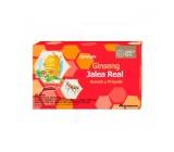 jalea real con ginseng 20 ampollas arkocaps