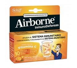 AIRBONE 10 COMPRIMIDOS EFERVESCENTES SABOR LIMA-LIMON