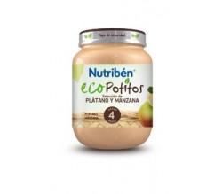 NUTRIBEN ECOPOTITO PLAT/MANZ 250 GR