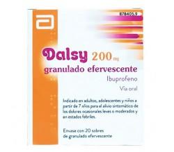 DALSY (400 MG 30 COMPRIMIDOS RECUBIERTOS )