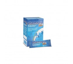 "PHARMAGRIP DUO (""650/8.2 MG"" 10 SOBRES )"