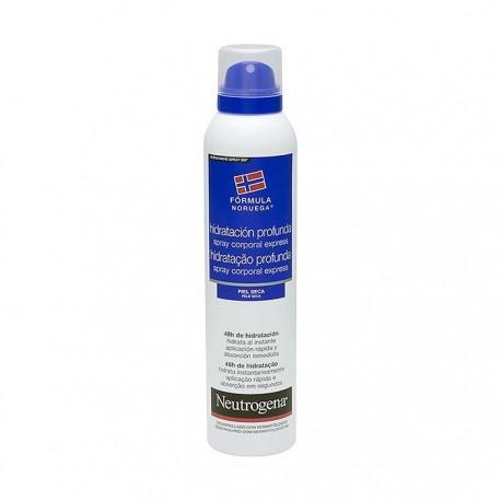 Neutrogena Hidratación Profunda Spray Corporal Express 200 ml