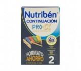 Nutriben 2 Leche de Continuación 1200 gr Formato Ahorro