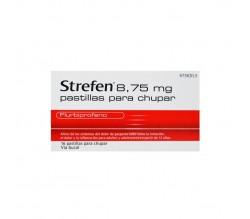 STREFEN (8.75 MG 16 PASTILLAS PARA CHUPAR )