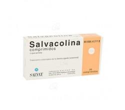 SALVACOLINA (2 MG 20 COMPRIMIDOS )