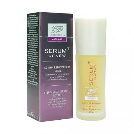 serum7 renew sérum renovador 30ml