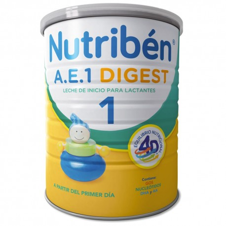 NUTRIBEN 1 AE DIGEST 800 GR.