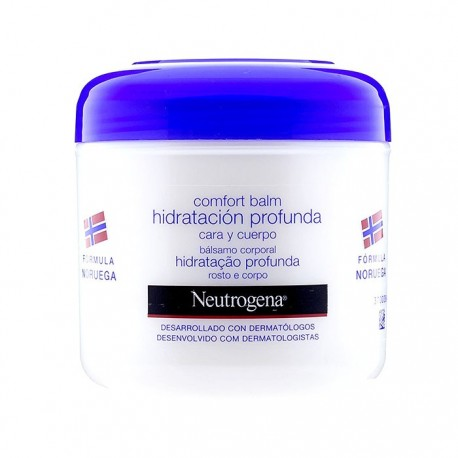 Neutrogena Bálsamo Corporal Hidratación Profunda 300 ml