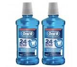 oral b colutorio pro expert protección profesional pack 500 ml 2 unidades