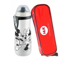 NUK SPORTS CUP 450ML + PORTABOCATA DE REGALO
