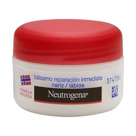 Neutrogena Bálsamo Nariz y Labios Tarro 15 ml