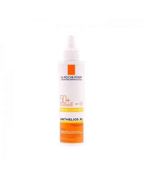 anthelios xl 50+ spray 200 ml