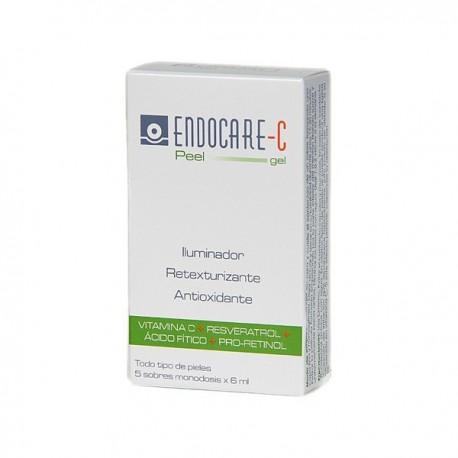 Endocare C-Peel Gel 5 Sobres 6 ml