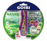 Goibi Pulsera de Citronella Nature 1 Pulsera Hatchings