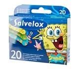 salvelox aposito adhesivo bob esponja 20 u infantiles