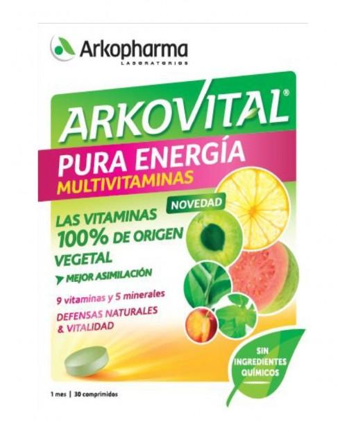 Arko vital pura energia vitaminas