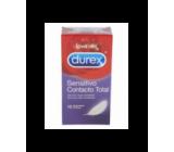 Durex Preservativo Contacto Total 12 Unidades